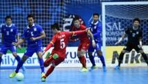 boc tham vck giai futsal chau a 2018 viet nam cung bang voi malaysia