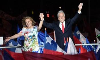 Tỷ phú Chile trở lại làm Tổng thống