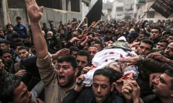 Người Palestine thứ 12 thiệt mạng sau quyết định của Mỹ về Jerusalem