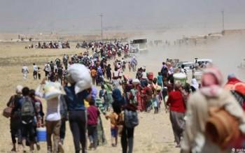 IS phản công ở Kirkuk, 200 gia đình Iraq phải trở lại nơi tị nạn
