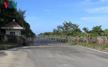 Dân xót xa nhìn dự án dang dở, bỏ hoang mà không có đất sản xuất