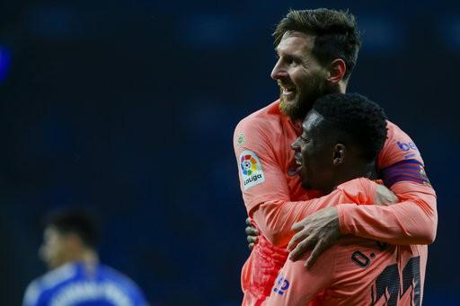 messi ruc sang barcelona dai thang trong tran derby