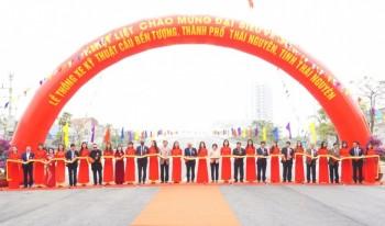 Thông xe kỹ thuật cầu Bến Tượng, TP Thái Nguyên