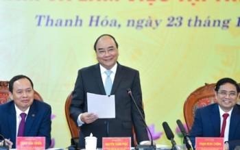 Thủ tướng: Thanh Hóa phải tiến lên thành tỉnh công nghiệp hóa mạnh mẽ