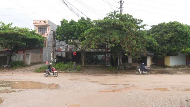 Nhiều bất cập do chậm tiến độ đường Phú Thái