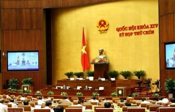 Thảo luận dự thảo Nghị quyết về miễn thuế sử dụng đất nông nghiệp