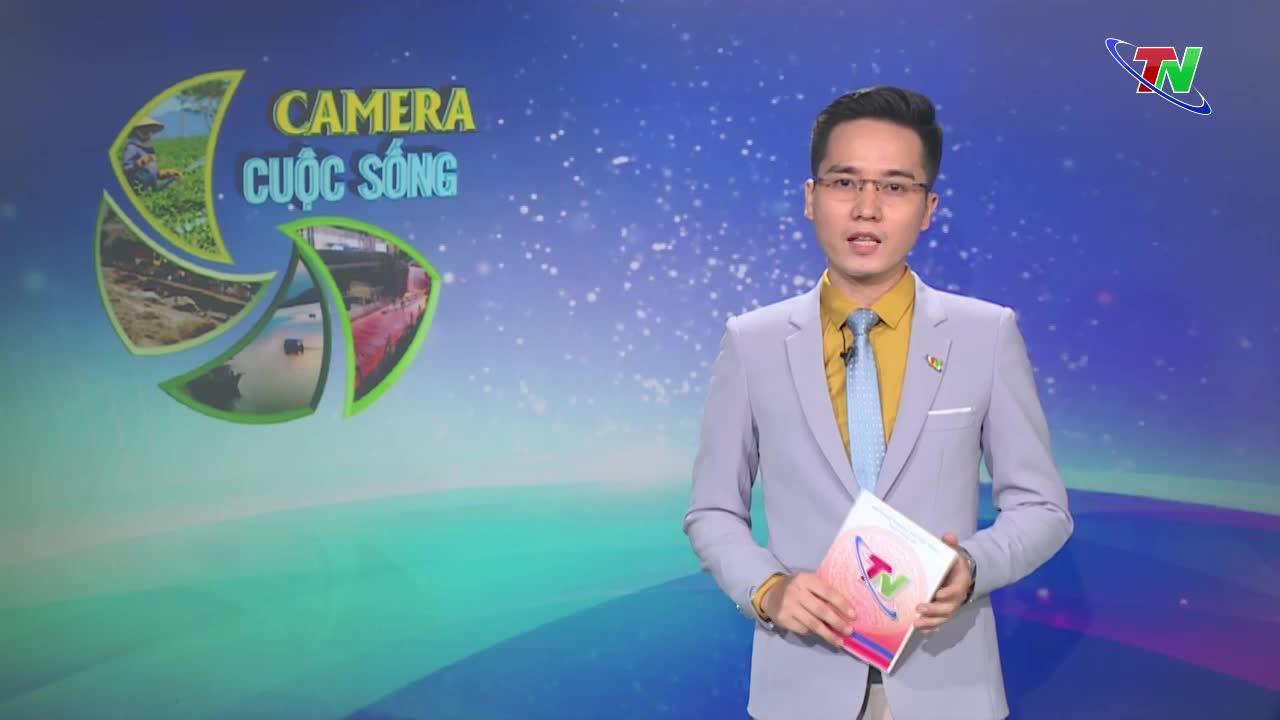 Bản tin Camera cuộc sống ngày 25/7/2021