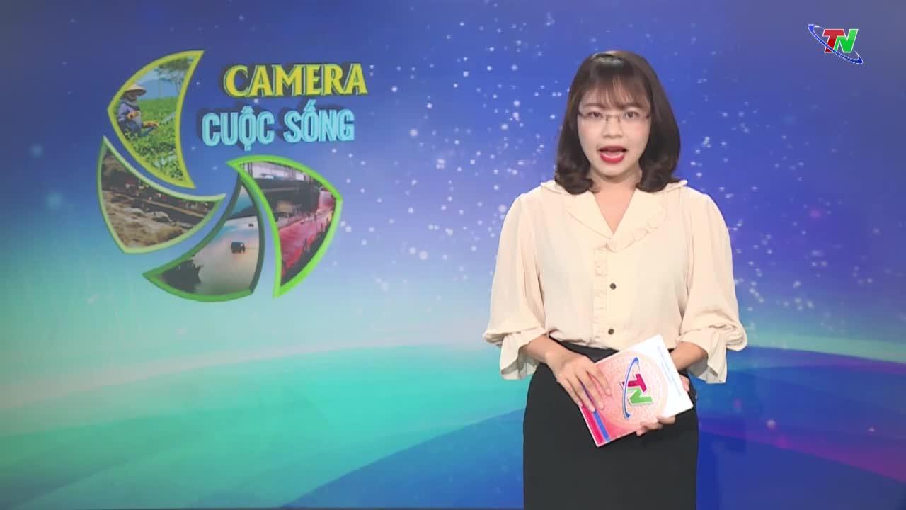 Bản tin Camera cuộc sống ngày 30/7/2021