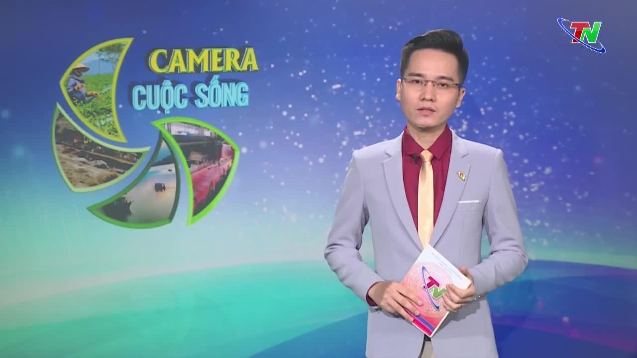 Bản tin Camera cuộc sống ngày 12/9/2021