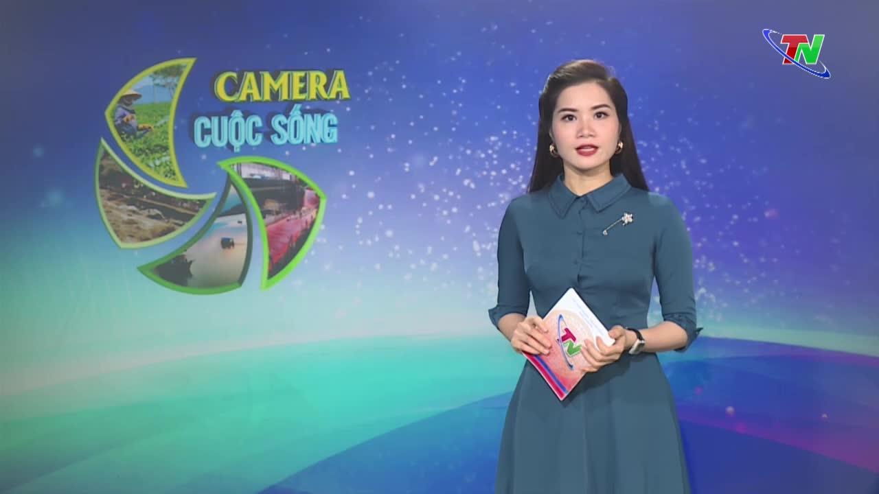 Bản tin Camera cuộc sống ngày 03/8/2021