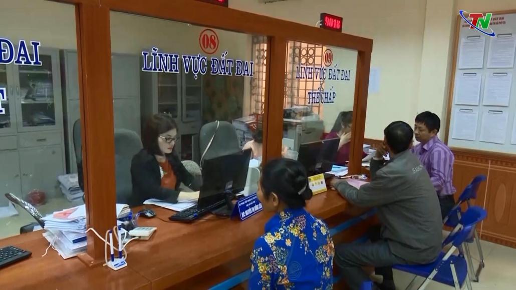 Những chuyển biến tích cực trong công tác cải cách hành chính ở thị xã Phổ Yên