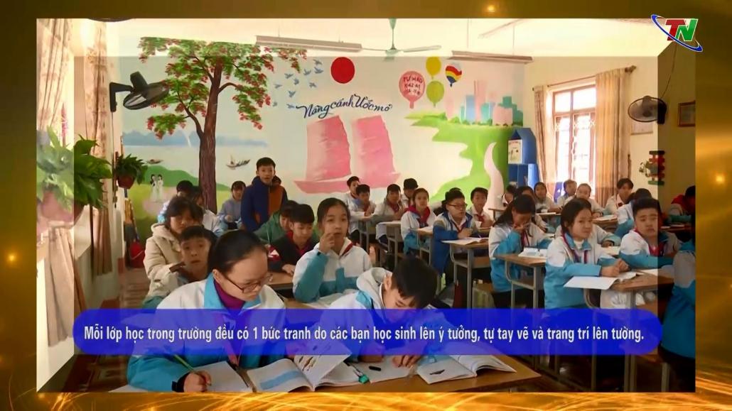Tích cực xây dựng môi trường thân thiện cho học sinh