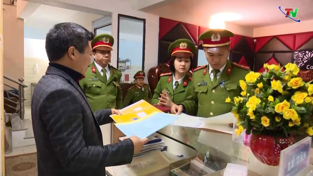 Tăng cường đảm bảo an ninh trật tự trên địa bàn TP Thái Nguyên