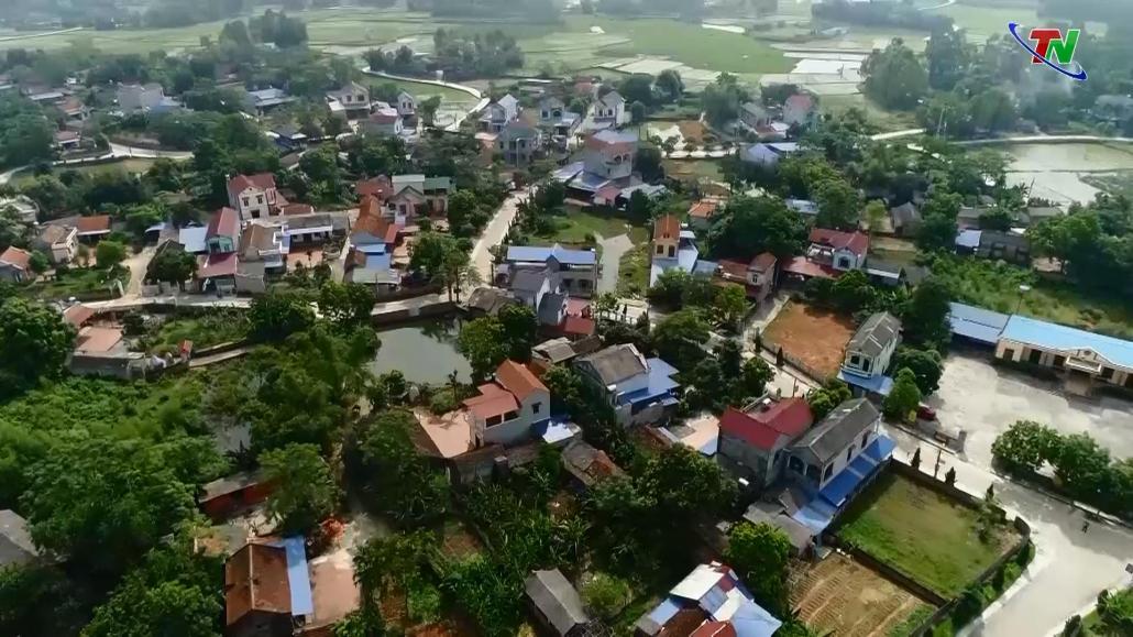 Trên 1.400 tỷ đồng xây dựng nông thôn mới