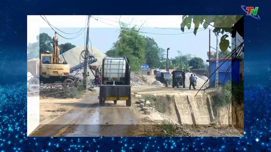 Cần quyết liệt quản lý hoạt động vận tải tại xóm Chùa, xã Hà Châu, huyện Phú Bình