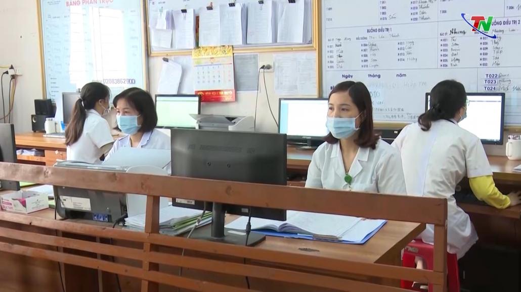 Ngành Y tế Thái Nguyên sẵn sàng thực hiện chuyển đối số
