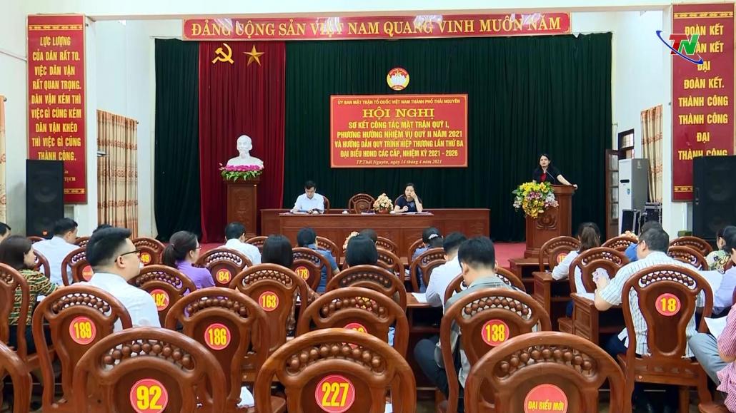Hướng dẫn quy trình hiệp thương lần thứ 3 đại biểu HĐND các cấp nhiệm kỳ 2021-2026