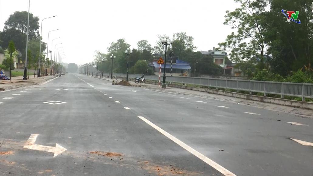 Chậm tiến độ triển khai Dự án đường Việt Bắc giai đoạn 2
