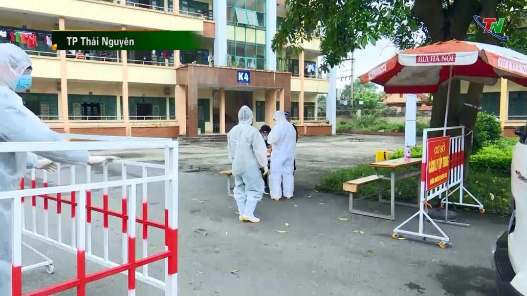 Các địa phương tập trung thực hiện tốt công tác phòng, chống dịch COVID-19