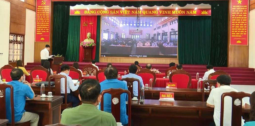 Các ứng cử viên đại biểu HĐND tỉnh tiếp xúc cử tri tại các địa phương
