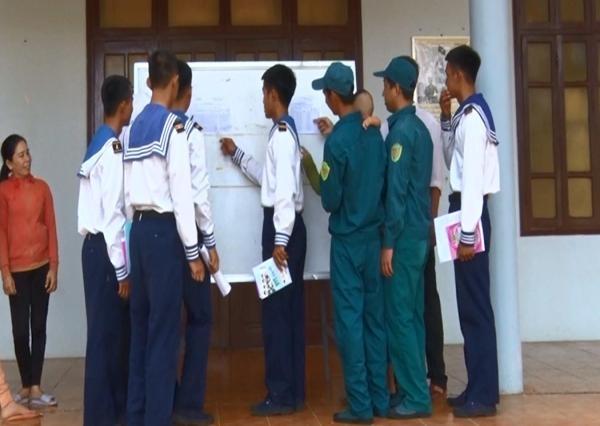 Trường Sa sẵn sàng cho ngày bầu cử