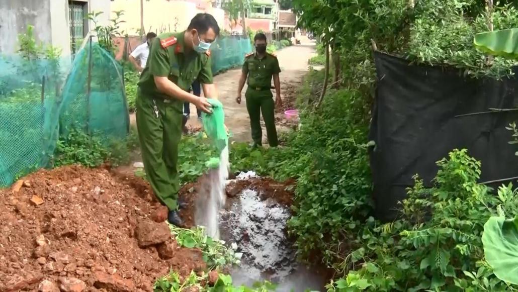 Phú Lương: Tiêu hủy 57 cá thể động vật hoang dã