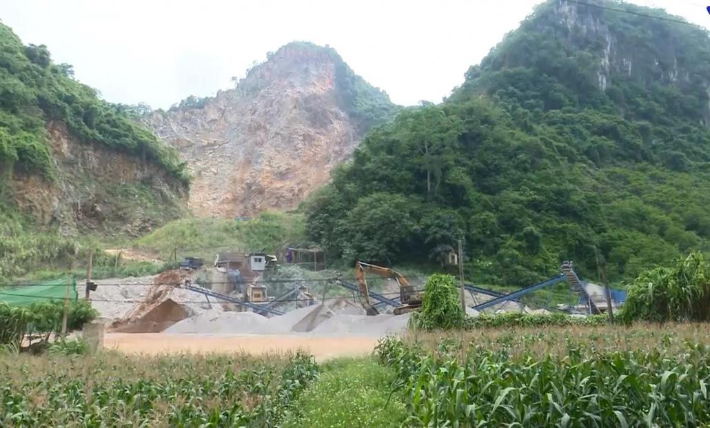 Xung quanh vấn đề an toàn, bảo vệ môi trường trong hoạt động khai thác đá trên địa bàn huyện Đồng Hỷ