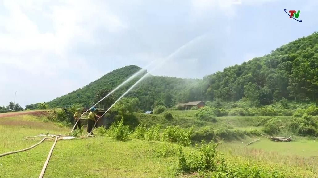 Làm chủ các thiết bị chữa cháy rừng