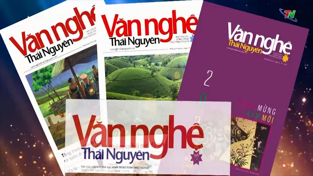 Tạp chí Văn nghệ Thái Nguyên  - 30 năm một chặng đường