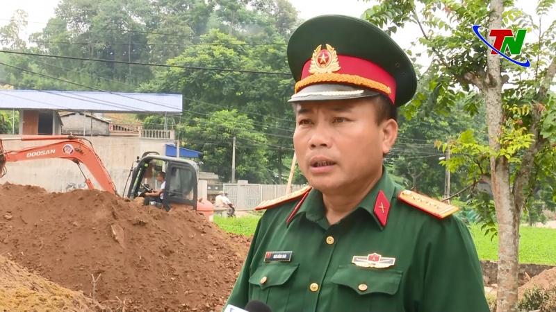 Phỏng vấn Đại tá Ngô Hồng Thái về việc thực hiện Đề án 1237