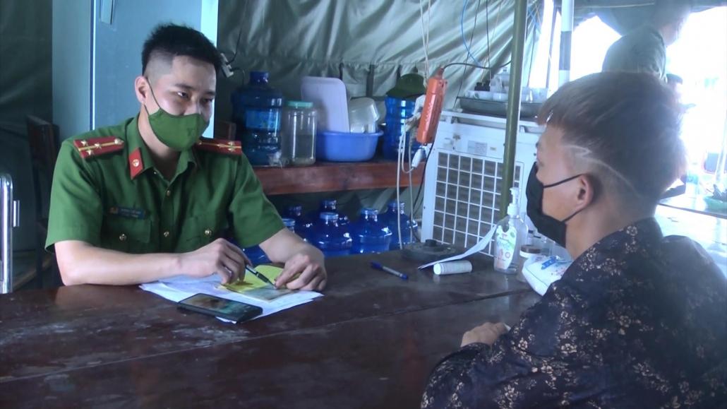 Phát hiện một trường hợp chở người từ vùng dịch về tỉnh Thái Nguyên