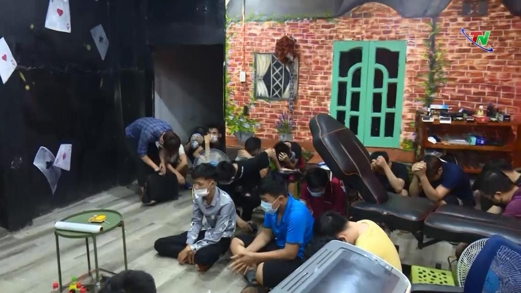 Thị xã Phổ Yên: Xử phạt quán internet 3 lần không chấp hành quy định phòng dịch COVID-19
