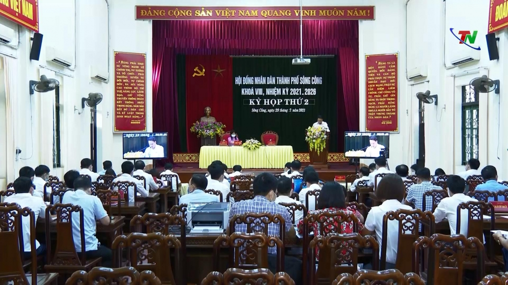 Kỳ họp thứ 2, HĐND các địa  phương thông qua nhiều nội dung quan trọng