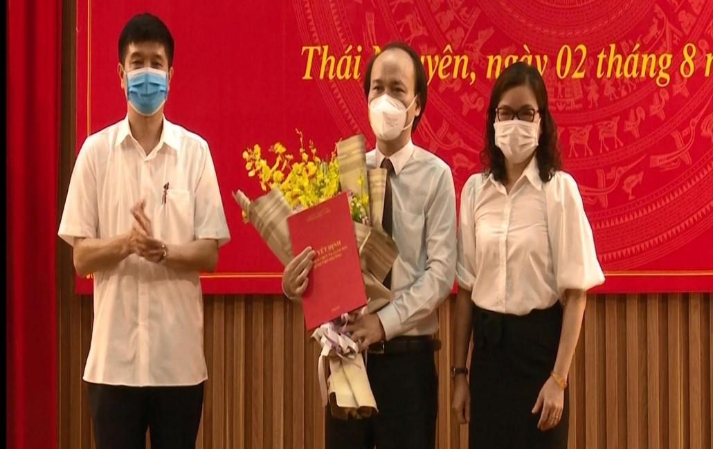 Bổ nhiệm Giám đốc Bệnh viện Trường Đại học Y Dược Thái Nguyên