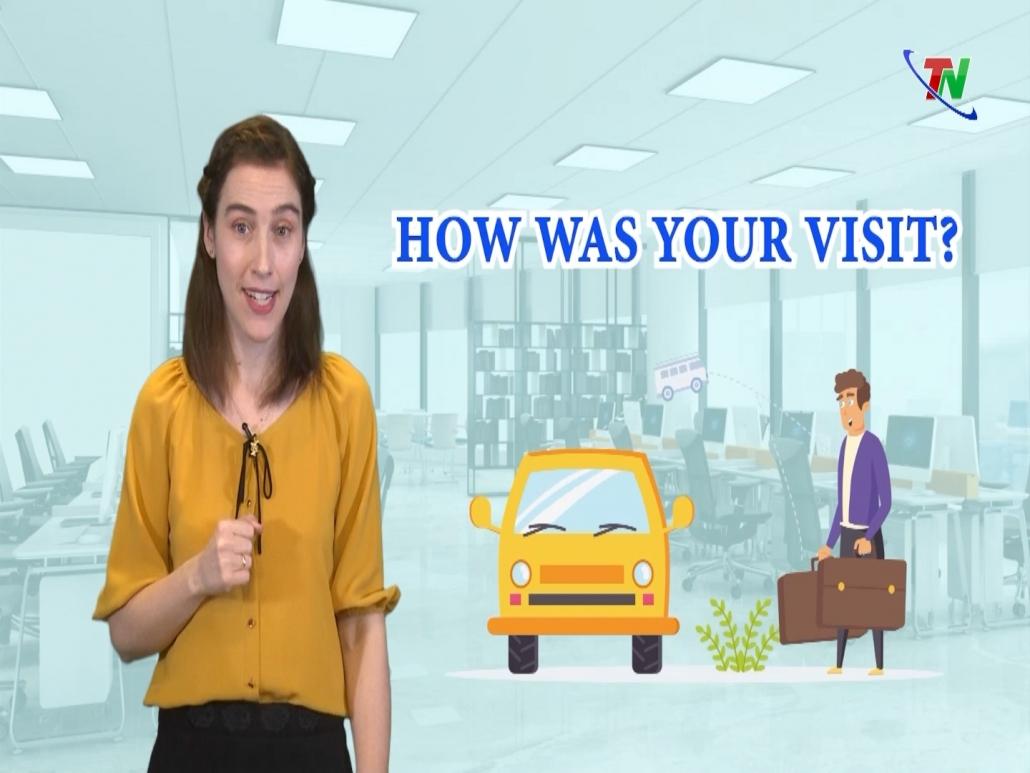 Học Tiếng Anh qua truyền hình - Tiếng anh giao tiếp công việc (Bài 20)