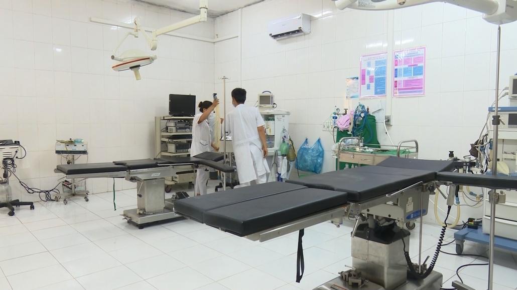 Chuẩn bị vật tư y tế phục vụ phòng, chống dịch