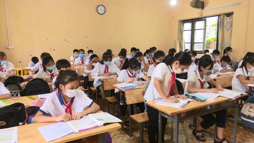 Thị xã Phổ Yên: Tạo điều kiện học tập cho các học sinh chưa thể trở về địa phương do dịch COVID-19