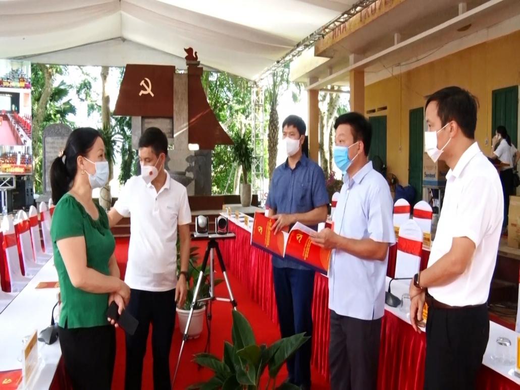 Hoàn tất công tác chuẩn bị tổ chức Hội thảo Kỷ niệm 85 năm thành lập cơ sở đảng đầu tiên