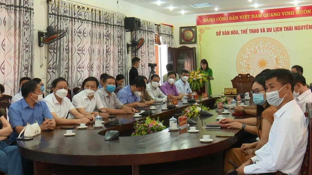 Khai mạc trực tuyến giải thể thao tỉnh Thái Nguyên năm 2021