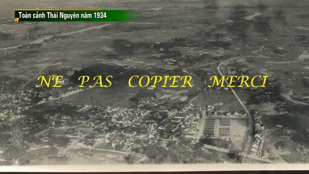 Khoảnh khắc TP Thái Nguyên xưa và nay