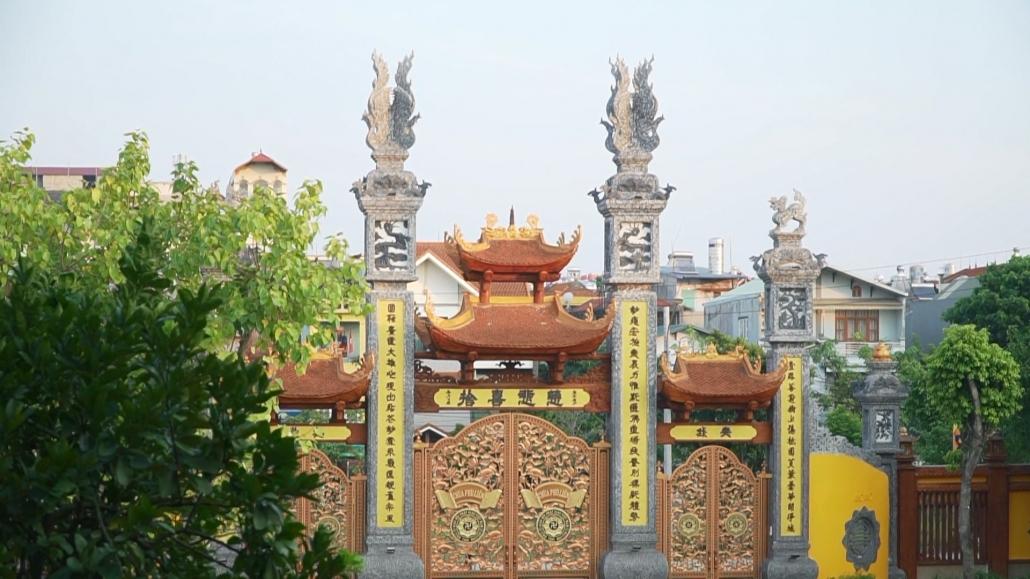 Đến thăm Chùa Phù Liễn