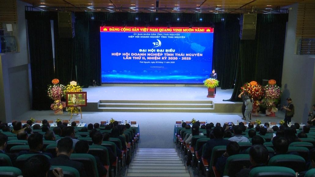 Xây dựng mái nhà chung của cộng đồng doanh nghiệp Thái Nguyên
