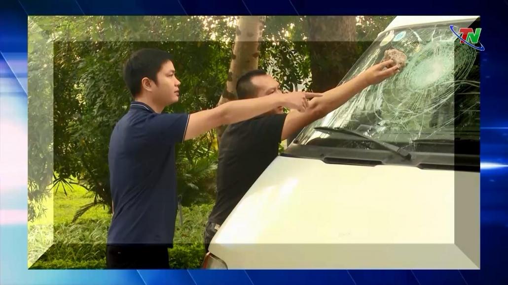Phản hồi về cần xử lý nghiêm hành vi ném đá trên cao tốc Hà Nội – Thái Nguyên
