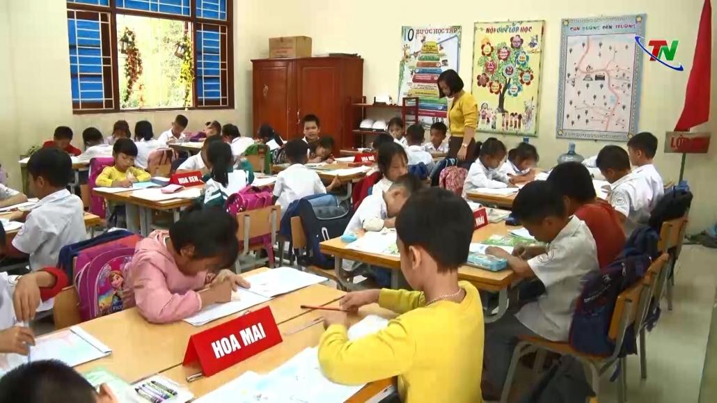 TP Sông Công: 100% trường công lập đạt chuẩn Quốc gia