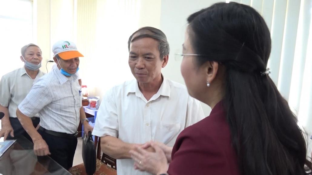 Thái Nguyên đổi mới công tác tiếp công dân