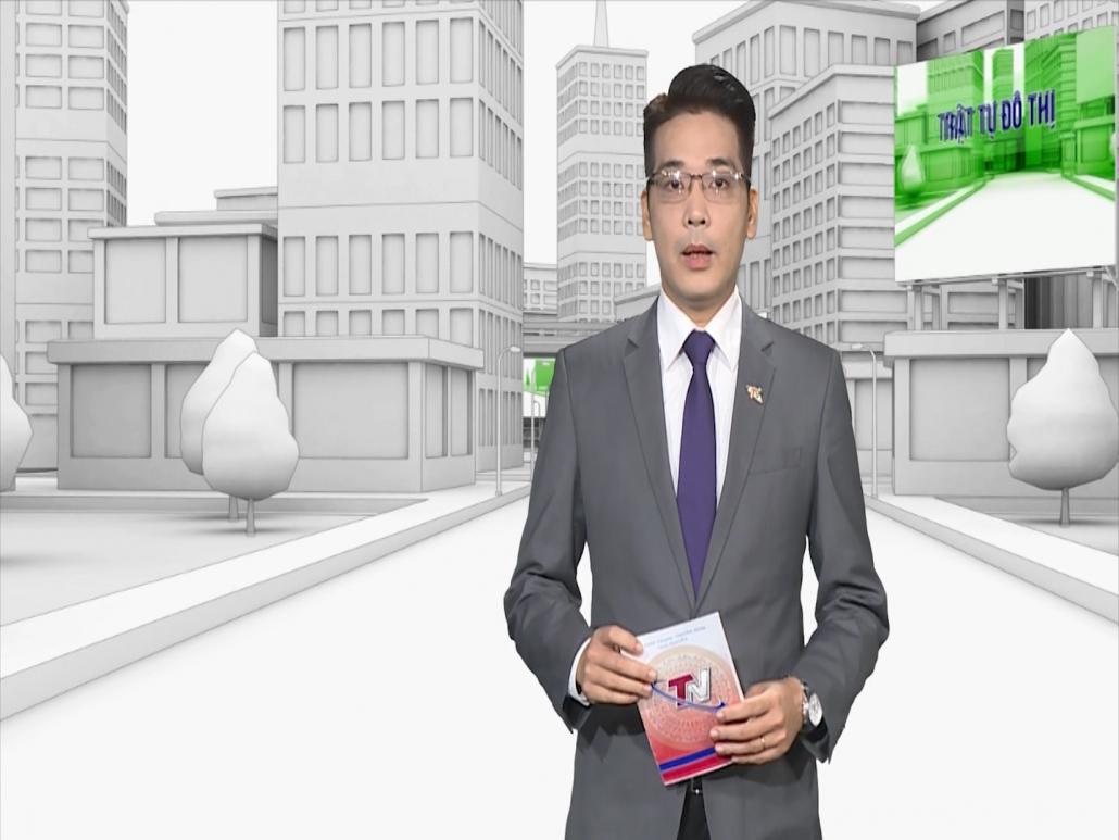 Chuyên mục Quản lý đô thị ngày 20/01/2021