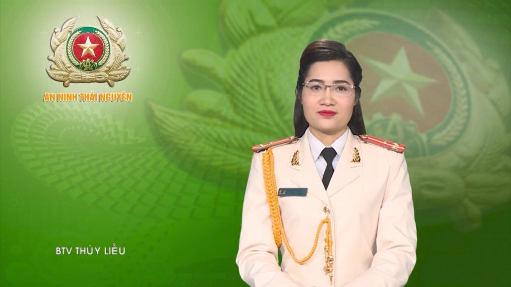 An ninh Thái Nguyên ngày 06/3/2021
