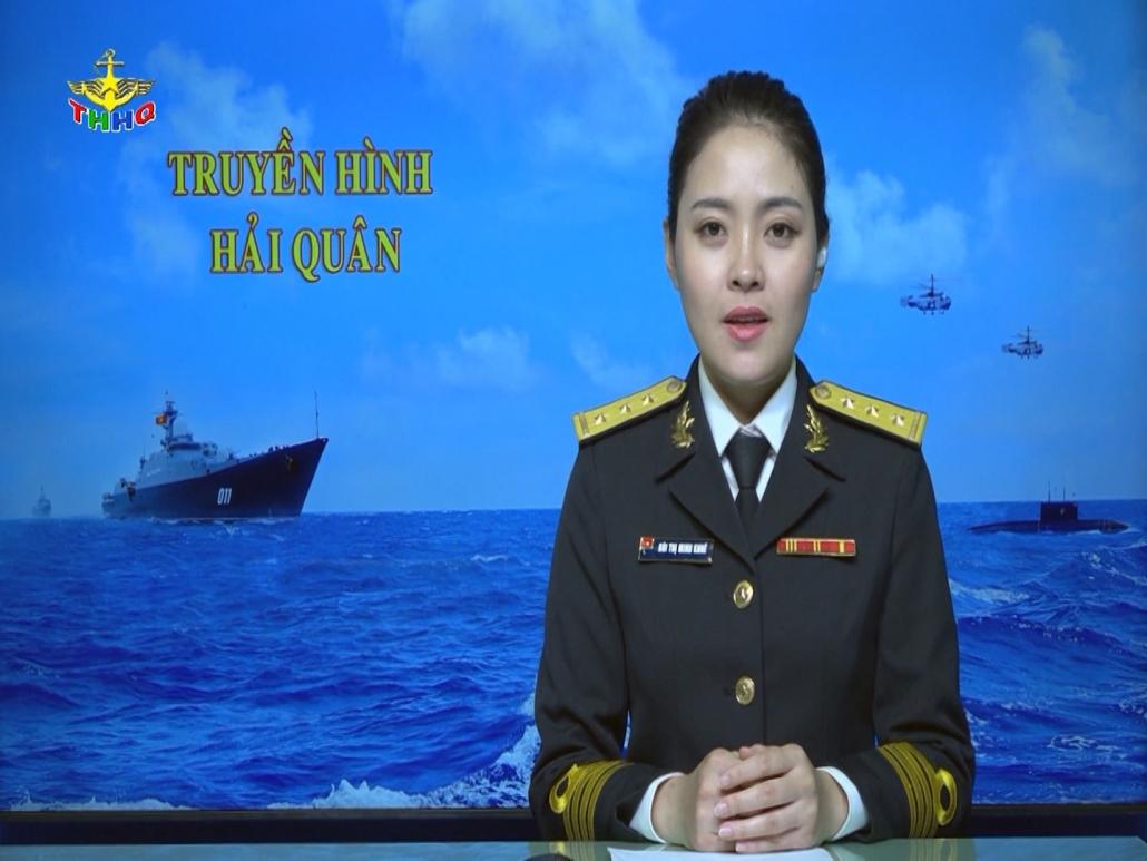Truyền hình Hải quân ngày 28/3/2021