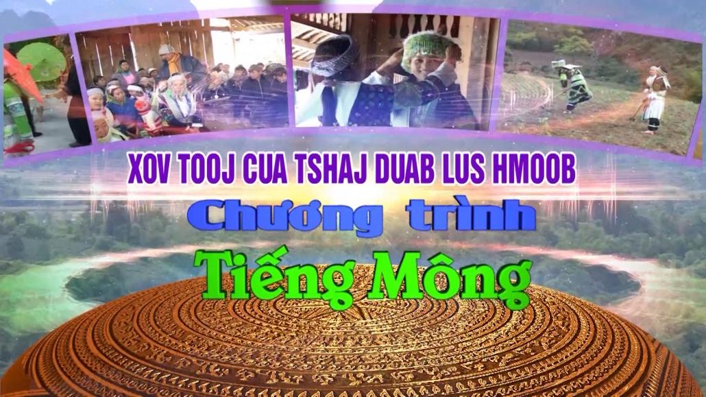 Chương trình Tiếng Mông ngày 28/3/2021
