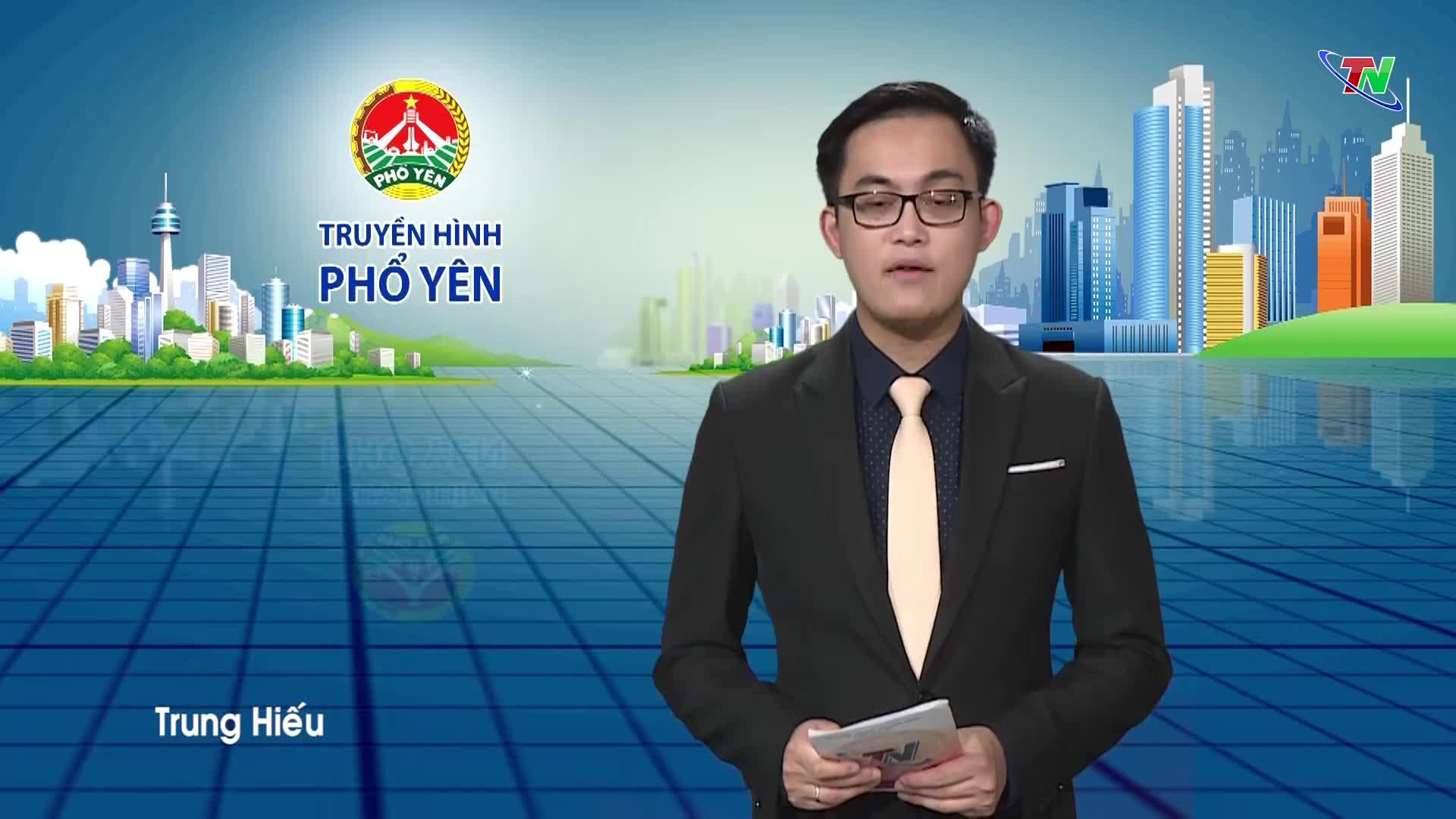 Truyền hình Phổ Yên ngày 21/4/2020